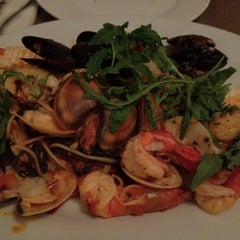 Photo taken at Aria Traditional Italian Restaurant by Mork T. on 7/6/2012