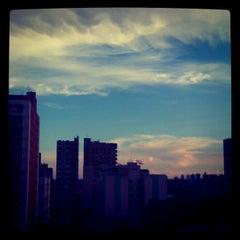 Photo taken at Rua Espírito Santo by Luana G. on 2/18/2012