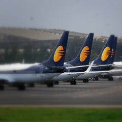 Photo taken at Chhatrapati Shivaji International Airport (BOM) by Peter H. on 6/9/2012