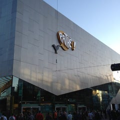 Photo taken at Pathé Arena by Petrit d. on 7/20/2012