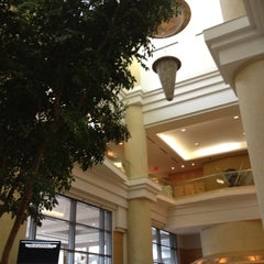 Photo taken at Hilton Niagara Falls/Fallsview Hotel & Suites by Michael K. on 7/22/2012