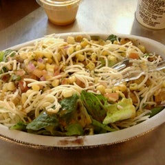 Photo taken at Chipotle Mexican Grill by Sally M. on 4/2/2012