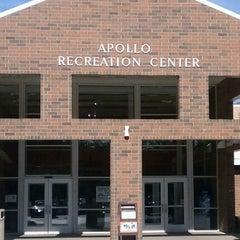Photo taken at Apollo Recreation Center Alsip Park District by Diedra W. on 6/21/2012