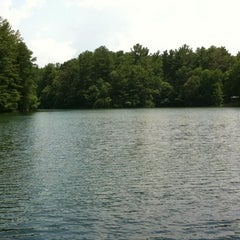 Photo taken at Lake Julian by Jeff L. on 6/20/2012