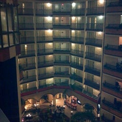 Photo taken at Embassy Suites by Hilton Nashville Airport by Jessica S. on 2/20/2012