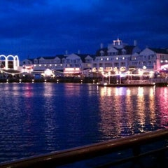 Photo taken at Disney's Boardwalk Villas by Katie G. on 4/19/2012
