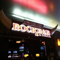 Photo taken at PBR Rock Bar & Grill by Brian B. on 3/25/2012