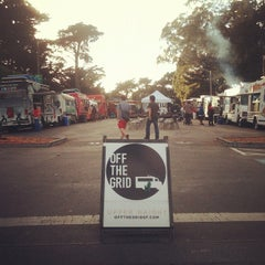 Photo taken at Off the Grid: Upper Haight by Off the Grid on 2/10/2012