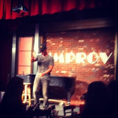 Photo taken at The Hollywood Improv by Rajat G. on 8/8/2012