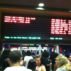 Photo taken at Harkins Theatres Tempe Marketplace 16 by Phil A. on 4/21/2012