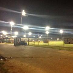 Photo taken at Houston Sportplex by Laura R. on 7/20/2012