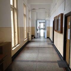 Photo taken at Universitatea din Craiova by Kari K. on 4/1/2012