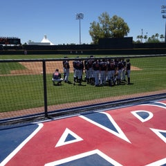 Photo taken at Hi Corbett Field by Ben C. on 5/27/2012