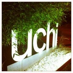 Photo taken at Uchi by Pichet O. on 4/30/2012