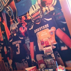 Photo taken at Applebee's by Jessica I. on 7/31/2012