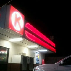 Photo taken at Circle K by Shetoya T. on 8/28/2012