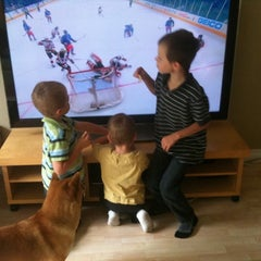 Photo taken at Port Moody Hockey House by Carson M. on 5/31/2012