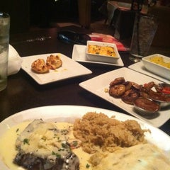 Photo taken at Ruby Tuesday by Bridget on 8/5/2012