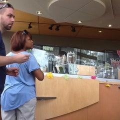 Photo taken at Starbucks by John M. on 7/22/2012