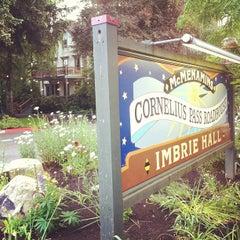 Photo taken at Cornelius Pass Roadhouse & Imbrie Hall by Kiel N. on 6/16/2012