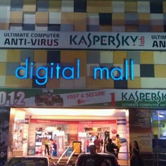 Photo taken at Digital Mall PJ by Der Wei C. on 7/13/2012