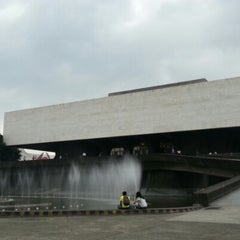 Photo taken at Cultural Center of the Philippines by Mark I. on 7/7/2012