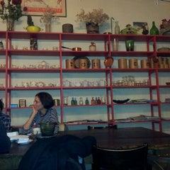 Photo taken at Mill Café by Vivi F. on 7/20/2012