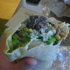 Photo taken at Chipotle Mexican Grill by Cameron S. on 4/24/2012