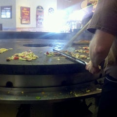 Photo taken at BD'S Mongolian Grill by David O. on 6/14/2012