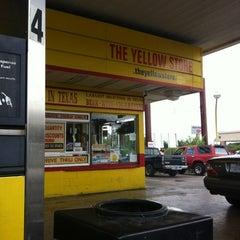 Photo taken at The Yellow Store by Jennifer J. on 7/18/2012