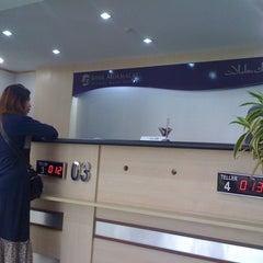 Photo taken at Bank Muamalat by Wuryanano™ on 6/26/2012