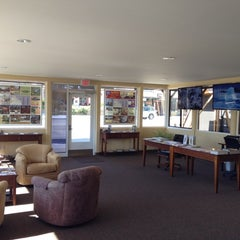 Photo taken at Pacific Grove Tourist Information Center by Jonathan E. on 3/7/2012