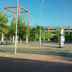 Photo taken at Biblioteca Francisco De Vitoria by quijotes y. on 7/10/2012