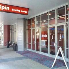 Photo taken at 10Pin Bowling Lounge by K. K. on 3/10/2012