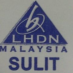 Photo taken at Lembaga Hasil Dalam Negeri (LHDN) by MUHANAZ on 7/3/2012