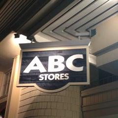 Photo taken at ABC Store by Renata T. on 3/14/2012