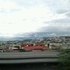 Photo taken at Santiago de Querétaro by Aldouss G. on 8/11/2012