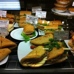 Photo taken at Angelo's Italian Bakery & Market by Ray M. on 3/26/2012