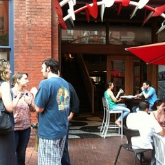 Photo taken at America Eats Tavern by lindsay b. on 6/8/2012