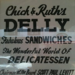 Photo taken at Chick & Ruth's Delly by Peter F. on 7/24/2012