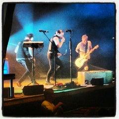 Photo taken at Viaero Event Center by Courtney on 7/16/2012