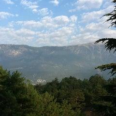 Photo taken at Bürücek Yaylası by Bedirhan S. on 7/23/2012