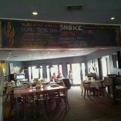 Photo taken at Smoke by Kristina K. on 2/6/2012