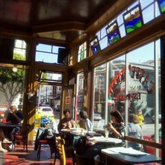 Photo taken at Caffe Trieste by Silvia on 8/2/2012