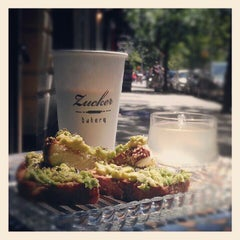 Photo taken at Zucker Bakery by Stephen G. on 5/12/2012