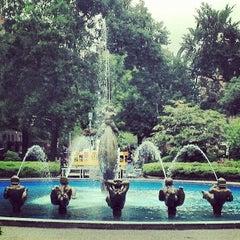Photo taken at Metropolitan Oval by Michael R. on 6/9/2012