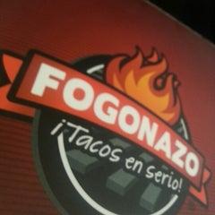 Photo taken at Fogonazo by Juan Carlos M. on 9/10/2012
