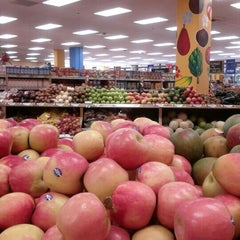Photo taken at Trader Joe's by Emily T. on 8/4/2012