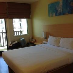 Photo taken at Ibis Phuket Kata Hotel by Phimlada p. on 7/22/2012