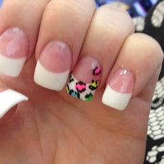Photo taken at La Belle Nails by Erin S. on 6/2/2012